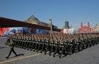 Військові РФ вже готуються до травневого параду на Красній площі