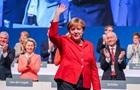 Меркель переизбрана главой партии ХДС