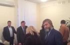 Луценко обматерил адвоката Новинского