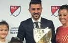 Вилья - самый ценный игрок MLS