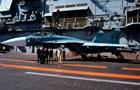 Названа возможная причина аварии истребителя с Адмирала Кузнецова