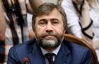 Новинский не собирается покидать Украину