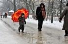 В Україну йде потепління