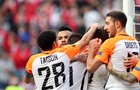 Брага - Шахтер 1:2. Онлайн матча Лиги Европы