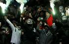 Фанаты Бешикташа устроили команде сумасшедшую поддержку