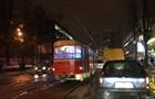 В Киеве ДТП на Подоле заблокировало трамваи
