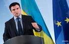Климкин призвал ОБСЕ усилить присутствие миссии на Донбассе и в Крыму