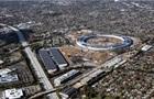 Появились фото  космического офиса  Apple изнутри