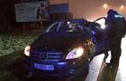 Пьяный СБУшник в Ужгороде сбил двух людей