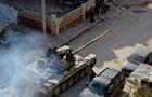 Сирийская армия продолжила наступление на Алеппо