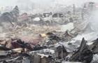 В Киргизии нашли черный ящик разбившегося самолета