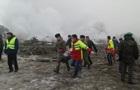 В Киргизии опознали 15 жертв крушения самолета