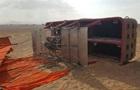 В ОАЭ упал воздушный шар, шесть пострадавших