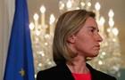 Могерини - Трампу о распаде ЕС: Мы сплотимся