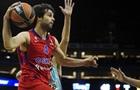 Теодосич стал лучшим игроком года в европейском баскетболе