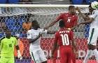 КАН-2017. Кот д Ивуар и Того играют вничью