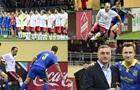 Сборная Украины среди ветеранов заняла второе место на турнире в Грузии