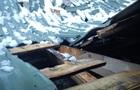 На Харьковщине из-за снега обрушилась крыша дома
