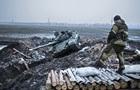 Хуг відвідає лінію розмежування на Донбасі