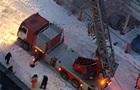 В Днепре эвакуировали 200 человек из горящего дома
