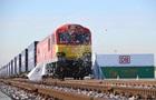 Поезд из Китая впервые в истории прибыл в Британию
