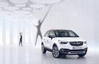 Opel показал новый кроссовер Crossland X