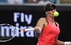 Радваньска сенсационно уступила Лючич-Барони и покинула Australian Open