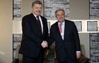 Порошенко обсудил с новым генсеком ООН Донбасс и Крым