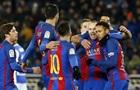 Перервана чорна серія Барси і розгром від Атлетіко в огляді Кубка Іспанії