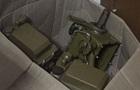 В аеропорту Києва знайшли комплектувальні до зброї