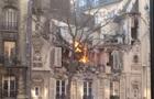 Вибух у будинку під Парижем: п ятеро постраждалих