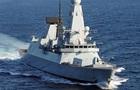В порт Одессы впервые за десять лет зайдет британский эсминец
