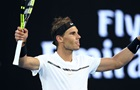 Australian Open (ATP). Триллер Надаля со Зверевым, легкие победы Монфиса и Раонича