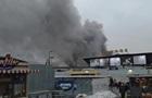 В Одессе горит Привоз
