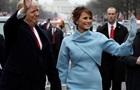 Меланья Трамп опубликовала первый твит как первая леди США