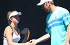 Australian Open. Свитолина c боем пробилась во второй раунд микста