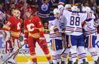 НХЛ. Эдмонтон громит Калгари, Оттава по булитам одолела Торонто