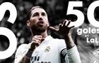 Рамос вновь затащил Реал, побил личный рекорд и повторил достижение  Кумана