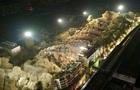 В Китае за десять секунд взорвали 19 зданий