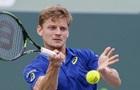 Australian Open. Гоффен впервые в карьере пробился в четвертьфинал