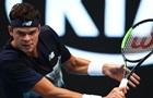 Australian Open. Раонич - третий четвертьфиналист