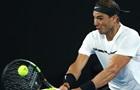 Australian Open. Надаль сломил сопротивление Монфиса на пути в четвертьфина