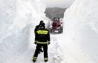 Выросло число жертв лавины в Италии