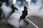 В Колумбии зоозащитники подрались с полицией