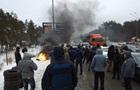 Протестующие водители поедут к Кабмину