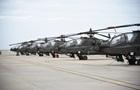 США перебросят в Европу ударные вертолеты Apache
