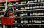 В Україні за рік скоротилося виробництво алкоголю