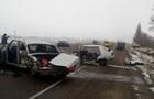 ДТП с военным на Киевщине: трое погибших