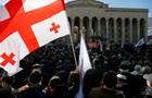 В Грузии массовые протесты из-за свободы слова