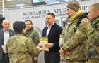 Девелоперська компанія «Status Group»  допомагає українським військовослужбовцям в зоні АТО
